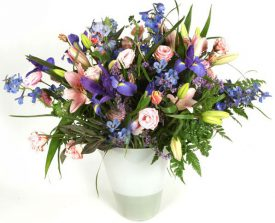 זר פרחים ענתי