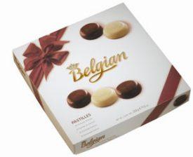 פרליני שוקולד בטעם קפה לטה