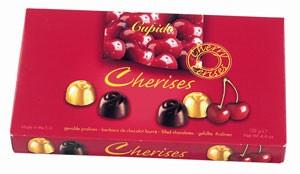 שוקולד בלגי במילוי ליקר דובדבנים