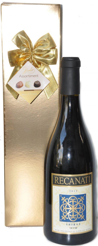 יין ושוקולד