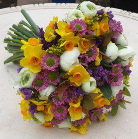זרי כלה, משלוחי פרחים, זר כלה, פרחים
