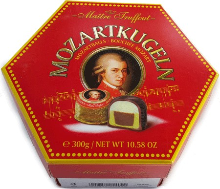 מוצרט שוקולד