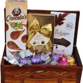 שוקולד בתיבה